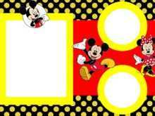 18 Report Mickey Mouse Blank Invitation Template Now for Mickey Mouse Blank Invitation Template