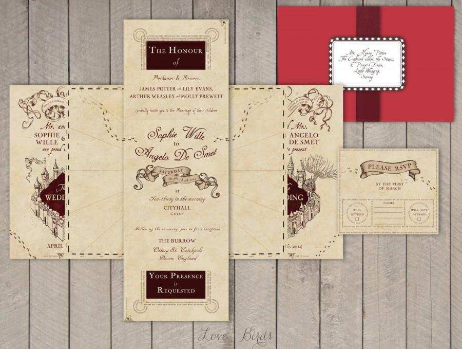 18 Standard Harry Potter Wedding Invitation Template in Photoshop with Harry Potter Wedding Invitation Template