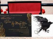 Game Of Thrones Wedding Invitation Template