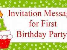 19 Customize Our Free Birthday Invitation Sms Format for Ms Word with Birthday Invitation Sms Format