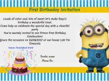 19 Free Birthday Invitation Template Chota Bheem PSD File for Birthday Invitation Template Chota Bheem