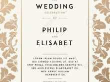 19 Free Printable Wedding Invitation Template Background for Ms Word by Wedding Invitation Template Background