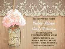 19 Printable Blank Rustic Invitation Template Maker for Blank Rustic Invitation Template