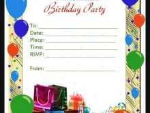19 Report Invitation Card Example Birthday Now for Invitation Card Example Birthday