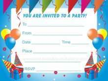 Party Invitation Cards Online Free