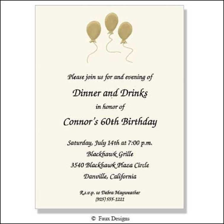 20 Create Adults Birthday Invitation Template For Free for Adults Birthday Invitation Template