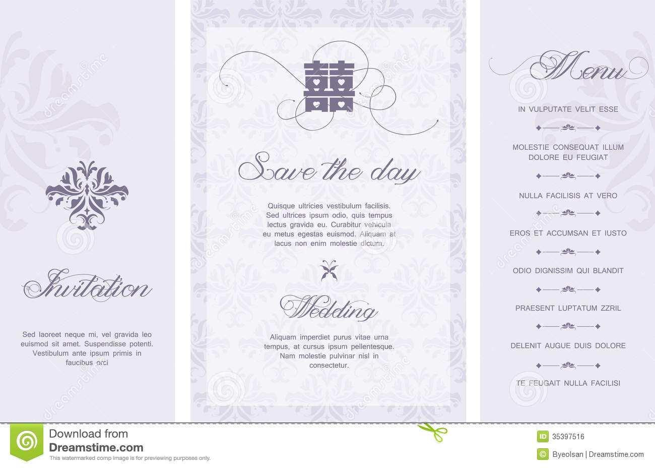 20 Customize Elegant Wedding Invitation Designs Free in Photoshop by Elegant Wedding Invitation Designs Free