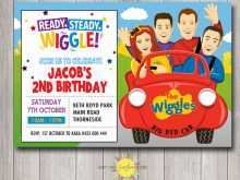 20 Customize Our Free Wiggles Birthday Invitation Template Now by Wiggles Birthday Invitation Template