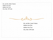 21 Customize Our Free Wedding Invitation Envelope Setup Layouts for Wedding Invitation Envelope Setup