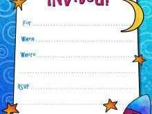 22 Customize Birthday Party Invitation Template Boy for Ms Word for Birthday Party Invitation Template Boy