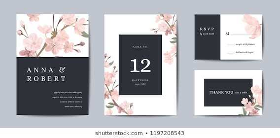 22 Customize Our Free Cherry Blossom Chinese Wedding Invitation Card Template Vector Now for Cherry Blossom Chinese Wedding Invitation Card Template Vector