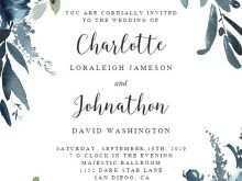 22 Free Printable Wedding Invitation Template Free in Photoshop with Wedding Invitation Template Free