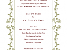22 Printable Dinner Invitation Template Microsoft Word For Free with Dinner Invitation Template Microsoft Word
