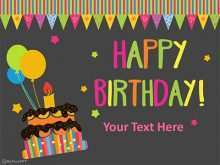 23 Customize Birthday Invitation Template Ppt For Free with Birthday Invitation Template Ppt