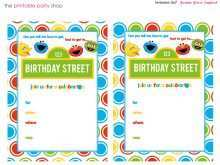23 Free Printable Elmo Birthday Invitation Template Maker for Elmo Birthday Invitation Template