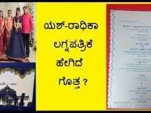24 Creative Marriage Invitation Format Kannada For Free with Marriage Invitation Format Kannada