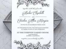 24 How To Create Wedding Invitation Template Bundle With Stunning Design with Wedding Invitation Template Bundle