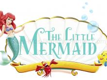 Blank Mermaid Invitation Template