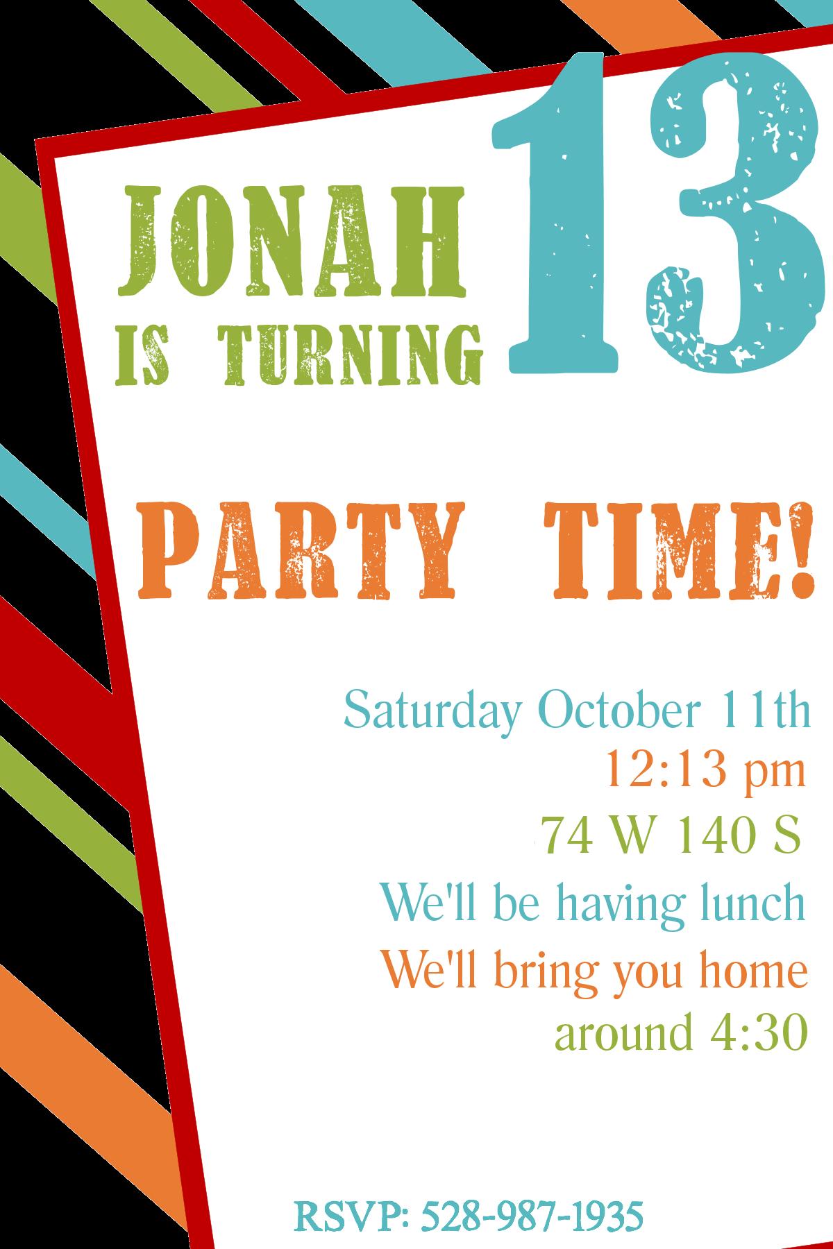 25 Adding Birthday Invitation Templates Digital With Stunning Design with Birthday Invitation Templates Digital