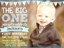 25 Format Birthday Invitation Template For Baby Boy Templates for Birthday Invitation Template For Baby Boy