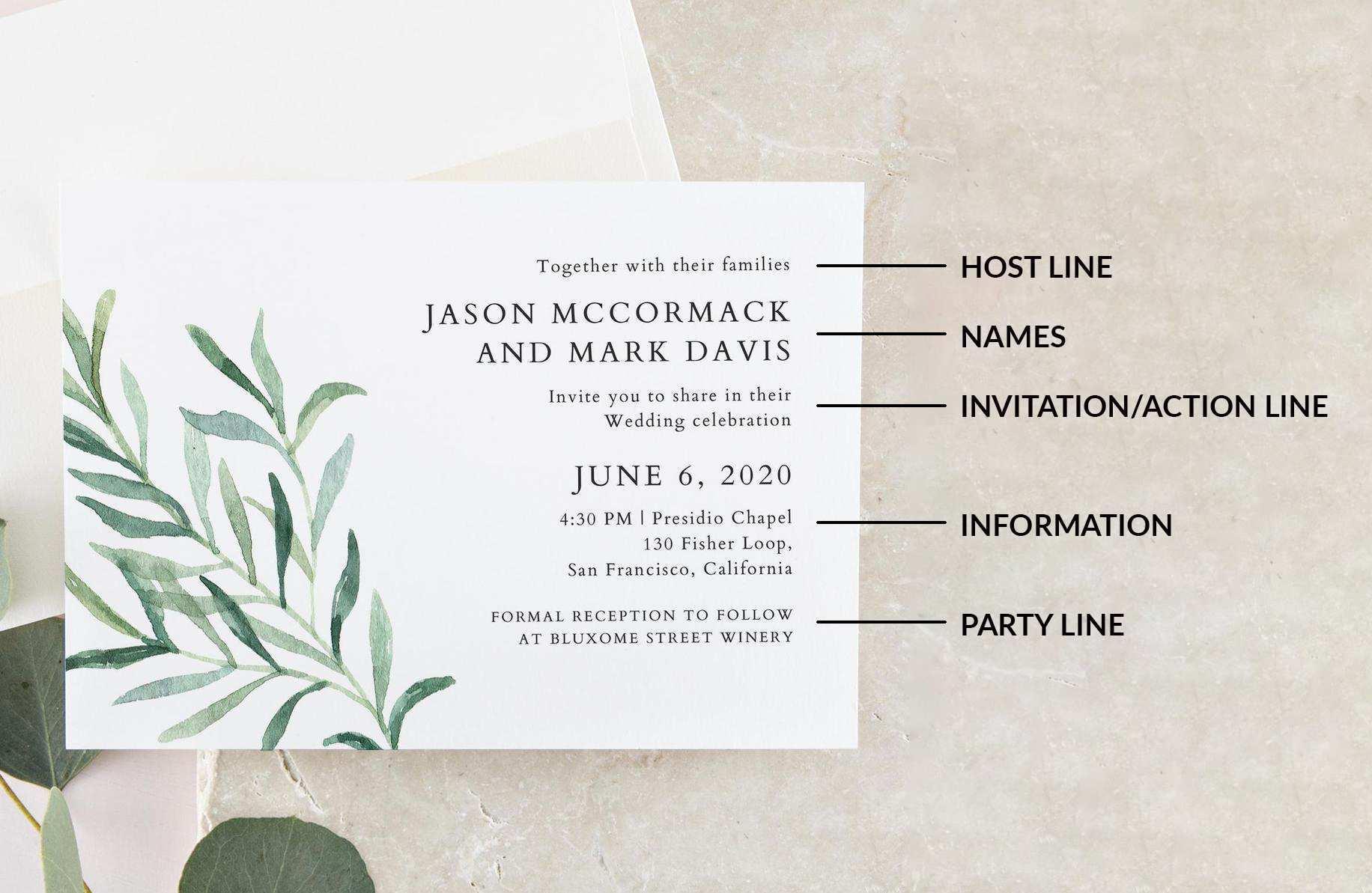 25 Free Printable Example Of Civil Wedding Invitation Card Layouts by Example Of Civil Wedding Invitation Card