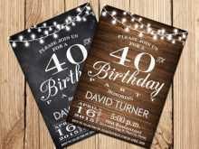 25 Online 50Th Birthday Invitation Template Vector for Ms Word with 50Th Birthday Invitation Template Vector