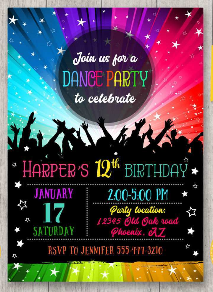 25 Online Party Invitation Template Psd Formating by Party Invitation Template Psd
