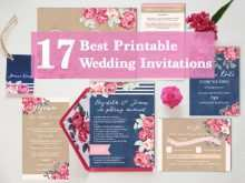 25 Visiting Diy Wedding Invitation Template Formating for Diy Wedding Invitation Template