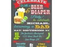 26 Customize Our Free Diaper Party Invitation Template Free Photo for Diaper Party Invitation Template Free