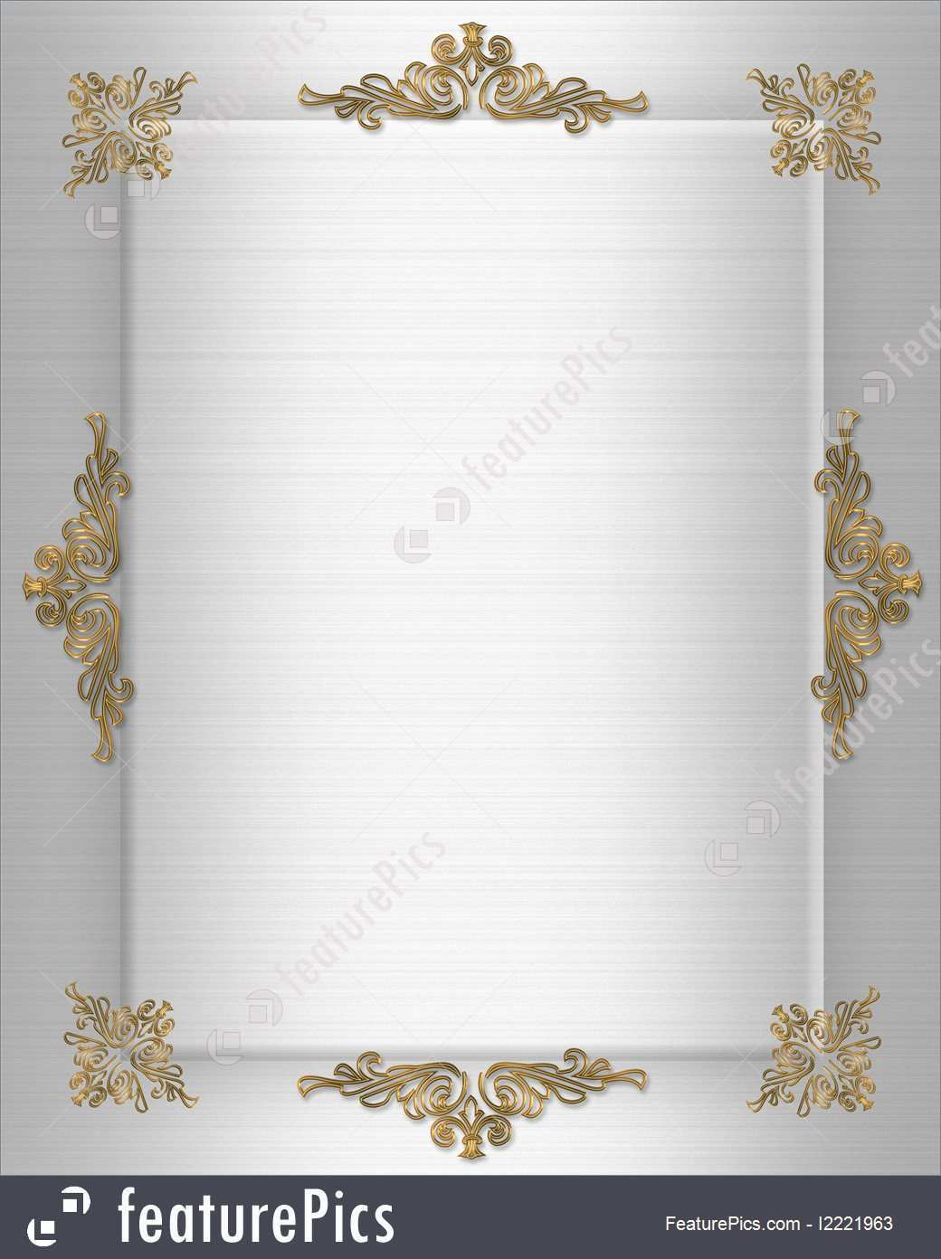26 How To Create Elegant Wedding Invitation Designs Free For Free by Elegant Wedding Invitation Designs Free