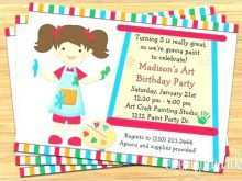 Party Invitation Template Powerpoint