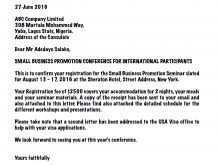 27 Adding Formal Invitation Letter Samples For Free with Formal Invitation Letter Samples