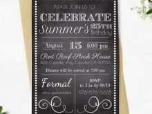 27 Best Birthday Invitation Template Simple Formating with Birthday Invitation Template Simple