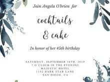 27 Best Birthday Party Invitation Template Black And White in Word with Birthday Party Invitation Template Black And White