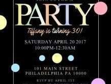 27 Creating Party Invitation Poster Template Formating with Party Invitation Poster Template