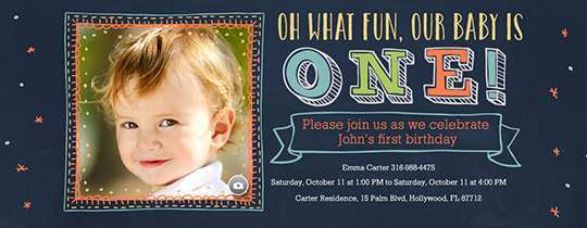 27 Printable Birthday Invitation Template For Baby Boy Maker for Birthday Invitation Template For Baby Boy