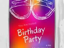28 Creating Birthday Party Invitation Cards Images Templates for Birthday Party Invitation Cards Images