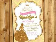 28 Customize Beauty And The Beast Wedding Invitation Template Free For Free by Beauty And The Beast Wedding Invitation Template Free