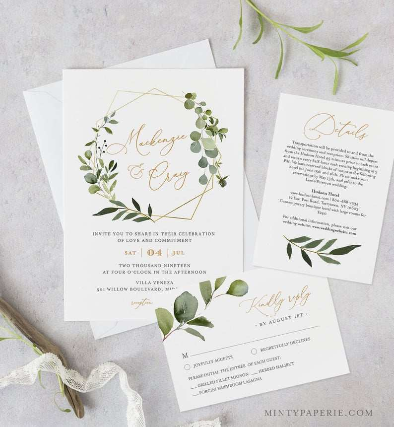 28 Format Wedding Invitation Template Rsvp for Ms Word by Wedding Invitation Template Rsvp