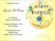 28 Free Birthday Invitation Template Word in Word for Birthday Invitation Template Word
