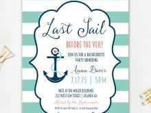 28 Free Nautical Invitation Blank Template for Ms Word by Nautical Invitation Blank Template