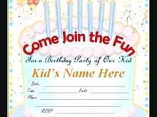 28 Report Invitation Card Example Birthday Now for Invitation Card Example Birthday
