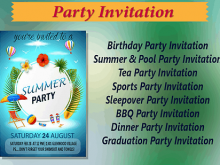 29 Creative Party Invitation Card Maker Now with Party Invitation Card Maker