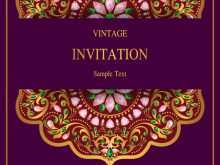Invitation Cards Vector Templates