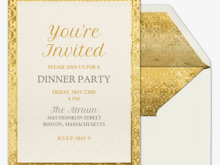29 Printable No Host Dinner Invitation Examples PSD File with No Host Dinner Invitation Examples