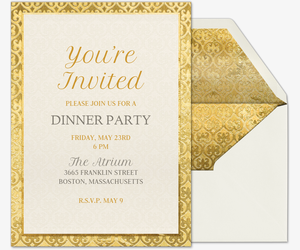 29 Printable No Host Dinner Invitation Examples PSD File with No Host Dinner Invitation Examples