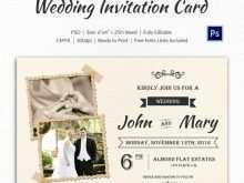 29 Standard Overlay Wedding Invitation Template Formating for Overlay Wedding Invitation Template