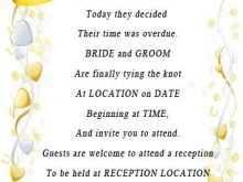 29 The Best Unique Wedding Invitation Template in Photoshop with Unique Wedding Invitation Template