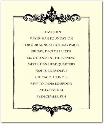 29 Visiting Formal Event Invitation Template PSD File with Formal Event Invitation Template
