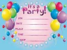30 Best Birthday Invitation Designs Online in Photoshop with Birthday Invitation Designs Online